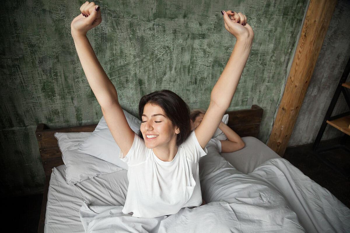 Beating Back Insomnia